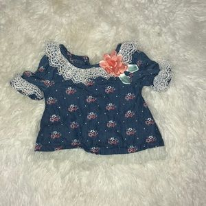 Adorable 12 month boutique top